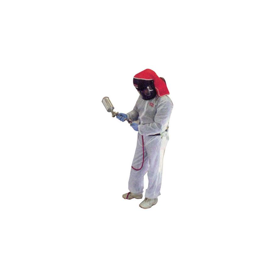 SATA White Paint Suit