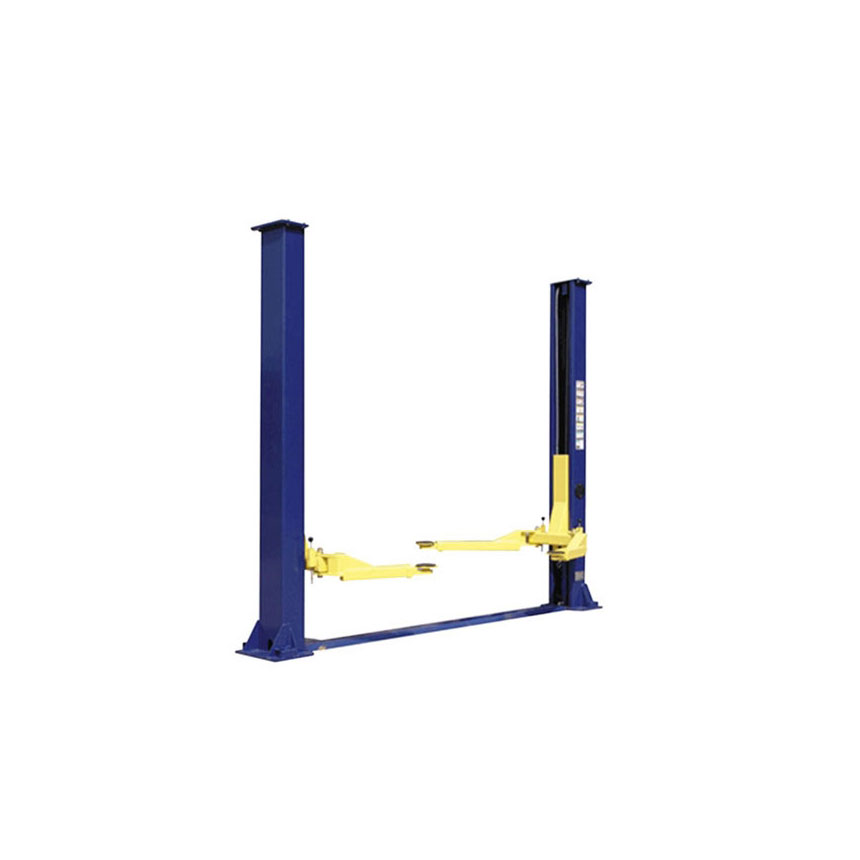Tuxedo 9,000 lb. Two Post Symmetric Lift Floor Plate Model - TP9KFX