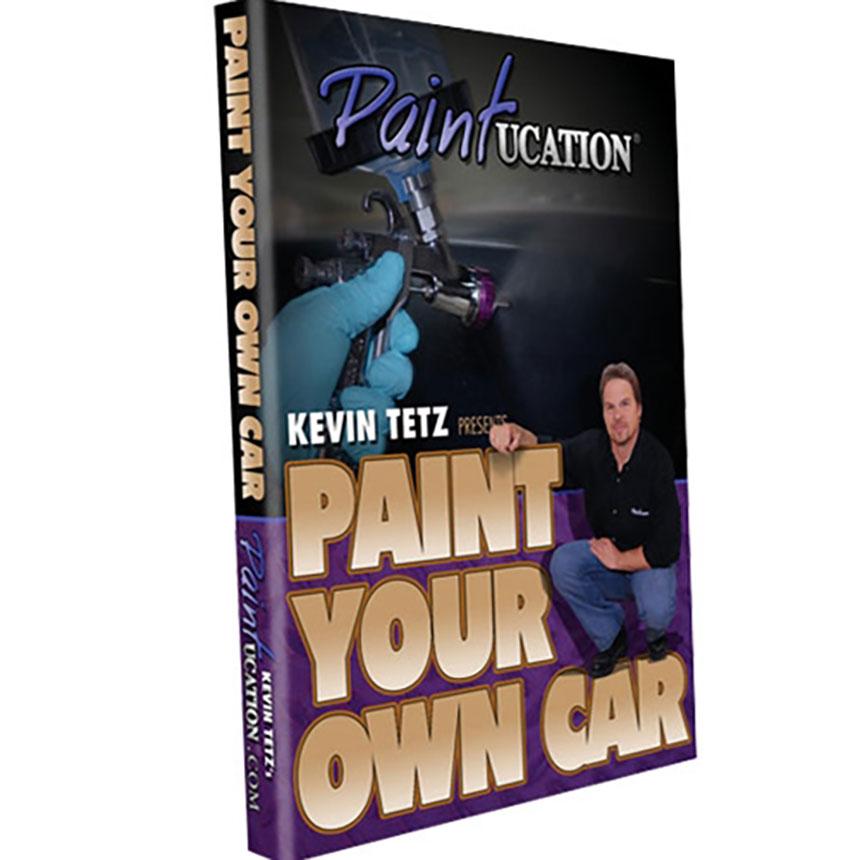 Kevin Tetz Paintucation Training DVDs