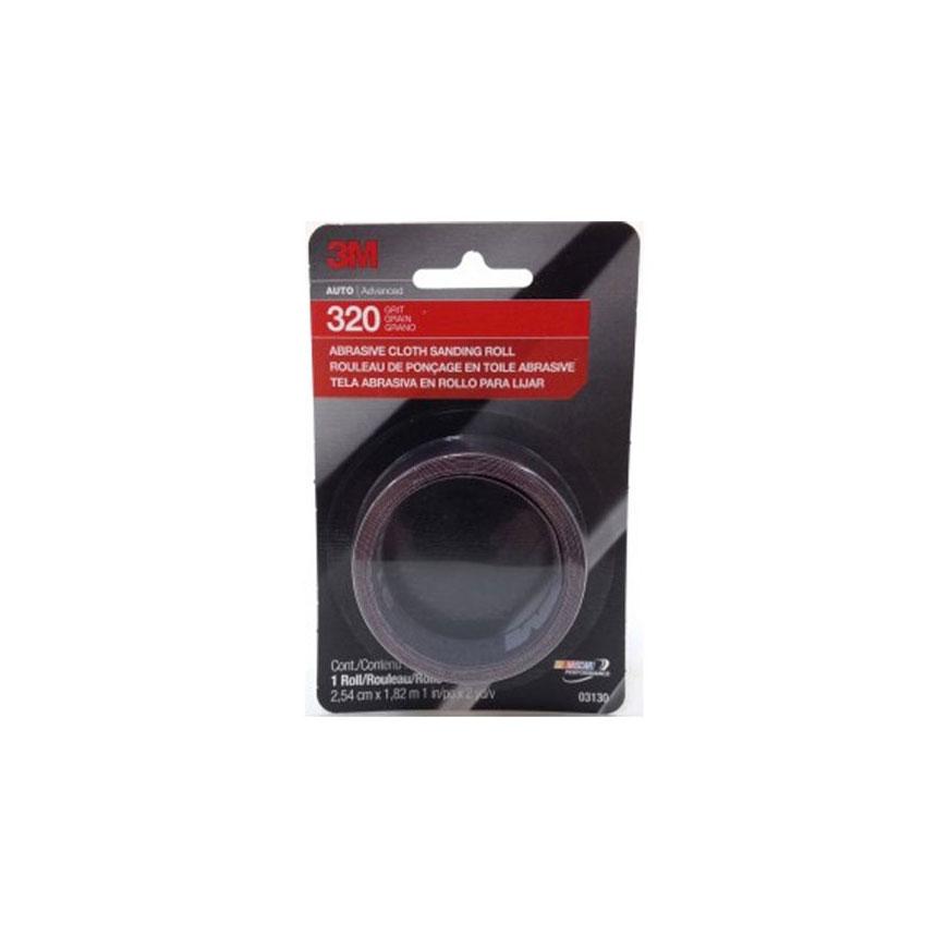 3M Abrasive Cloth Sanding Roll, P320 - 03130
