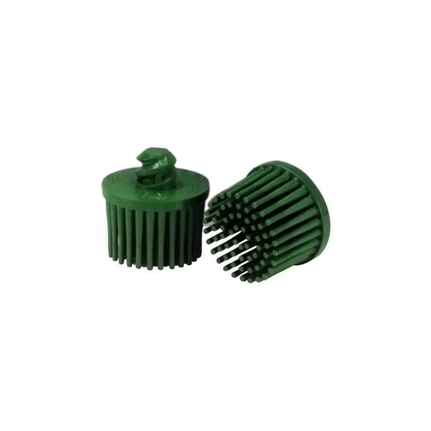"3M Roloc Bristle Discs - 1"" Green 10 Pack - 07530"