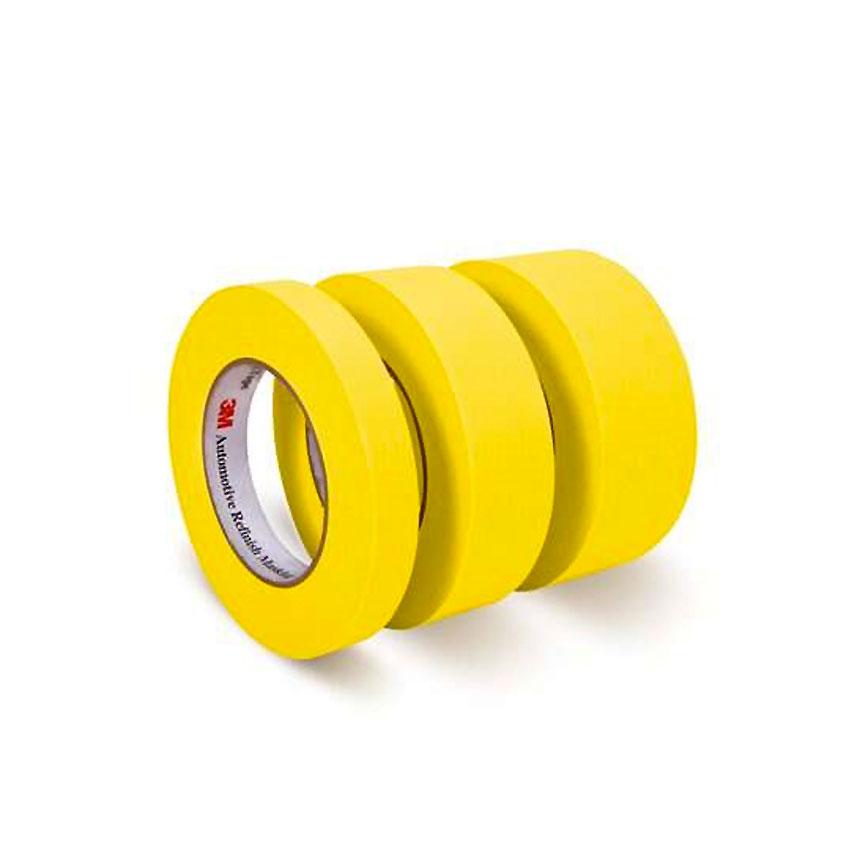 3M Yellow Masking Tape 388N