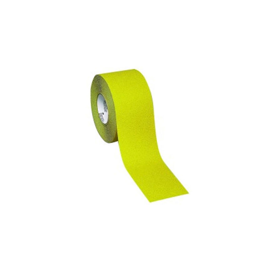 """3M Safety-Walk Slip-Resistant General Purpose Tapes and Treads 630-B, 4"""" x 60ft Roll, Safety Yellow - 26420"""