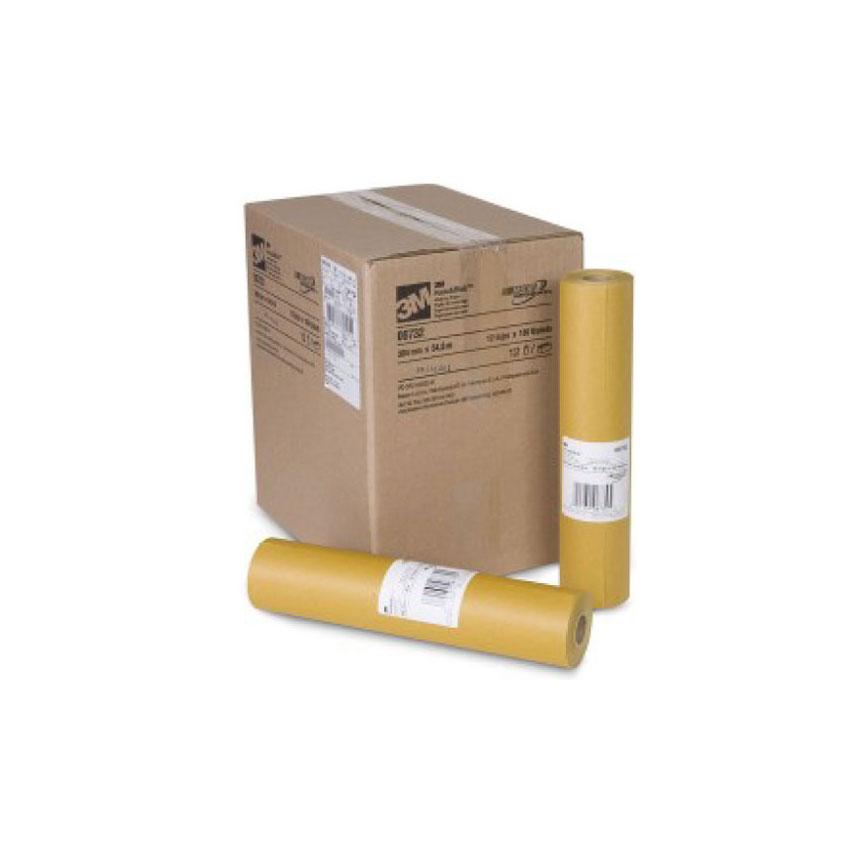 3M Scotchblok Masking Paper, 12 inch x 180 feet, CS/12 - 06732