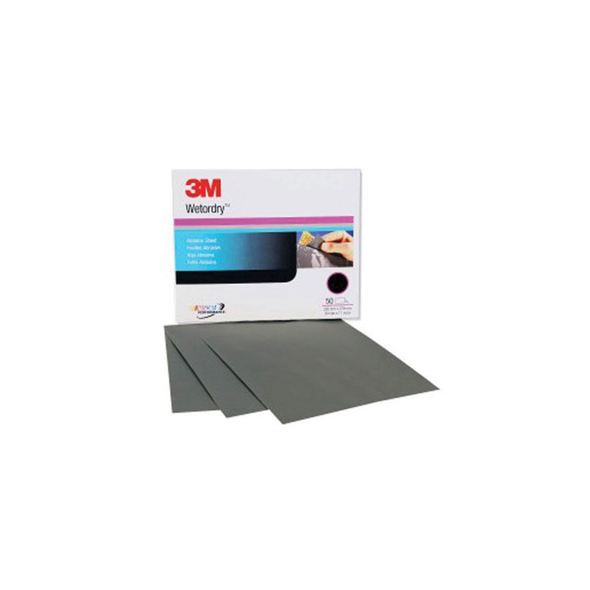 3M Wetordry Paper Sheets