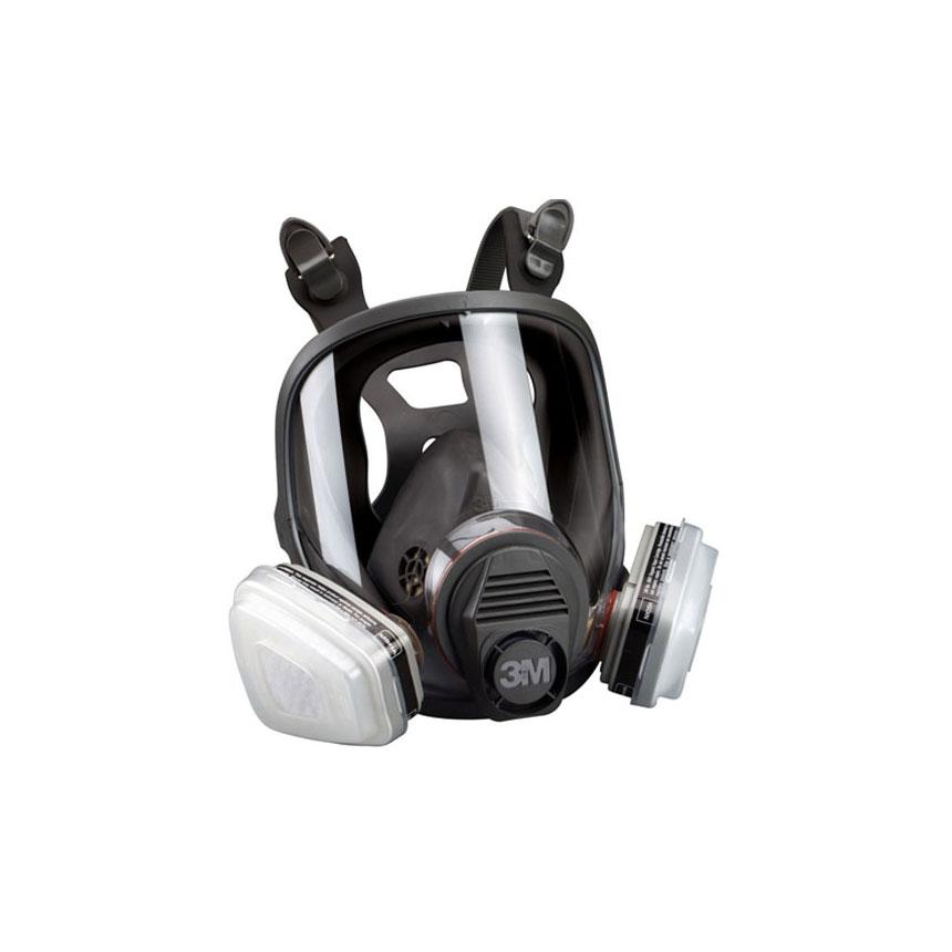 3M Full Facepiece Respirator Organic Vapor / P95 Packout