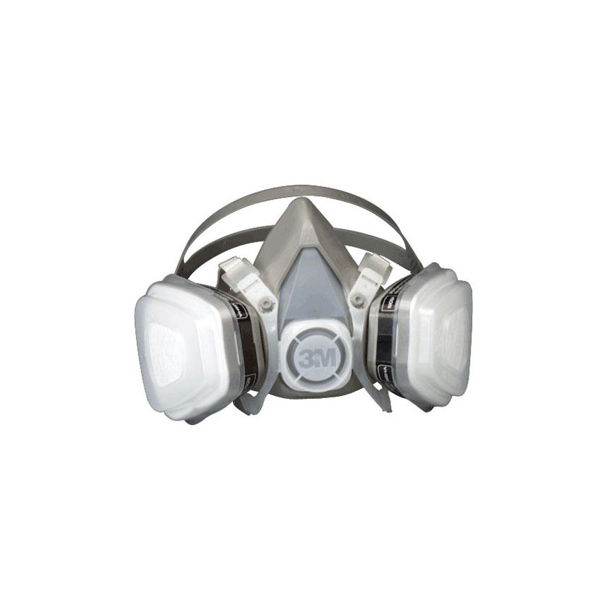 3M Disposable Organic Vapor Half Facepiece Respirator