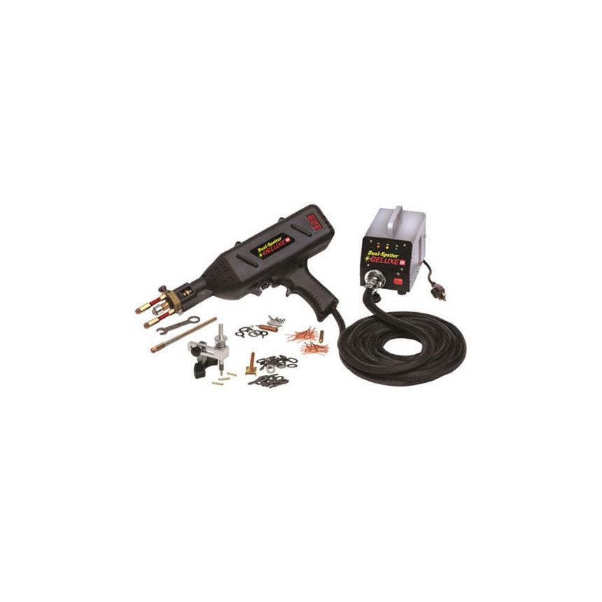 Dual-Spotter Deluxe Aluminum & Steel Dent Pull Gun
