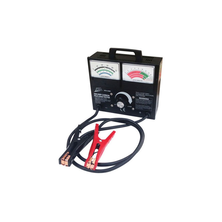 ATD Tools Variable Load Carbon Pile Battery Tester