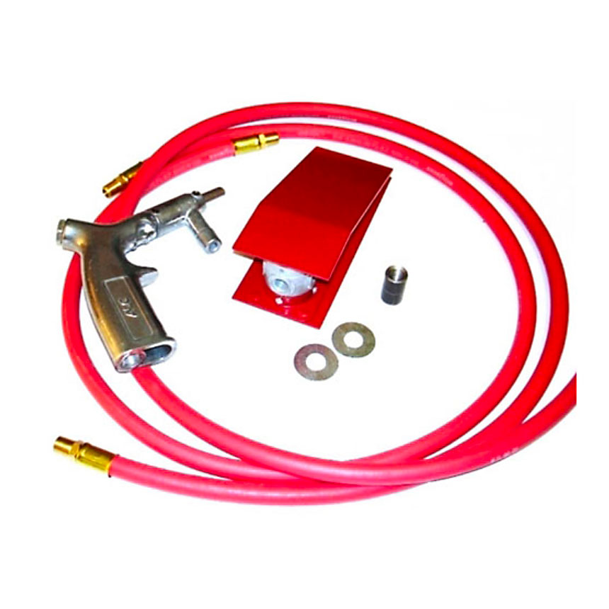 ALC Foot Pedal & Gun Kit for ALC Cabinets - 11666
