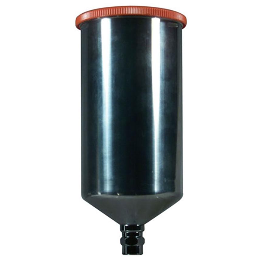 Astro Pneumatic Aluminum Gravity Paint Cup 1.0 Liter Capacity - PCU3501S