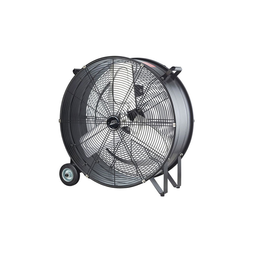 """ATD Tools 24"""" Fixed Drum Fan - 30324"""