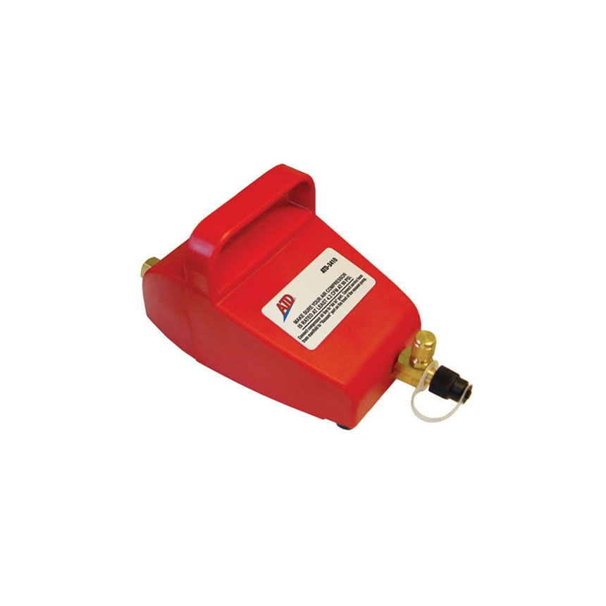 ATD Tools 4.2 CFM Air Operated Vacuum Pump - 3410