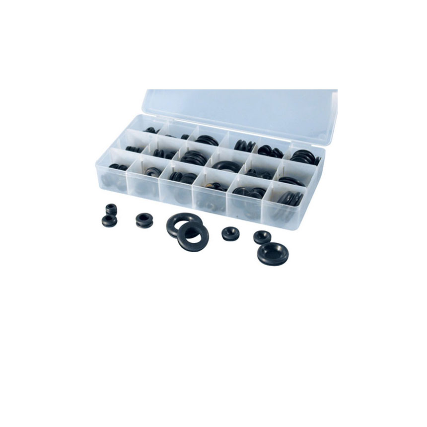 ATD Tools 125 Pc. Rubber Grommet Assortment - 362