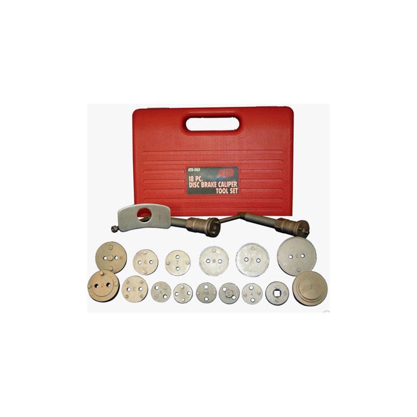 ATD Tools 18pc Disc Brake Caliper Tool Set - 5165