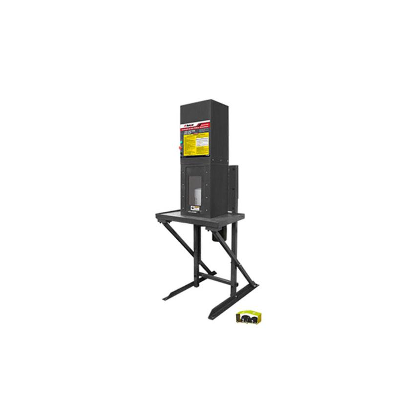 BendPak Hydraulic Oil-Filter Crusher / 25-Ton Capacity / Heavy-Duty - RP-50FC