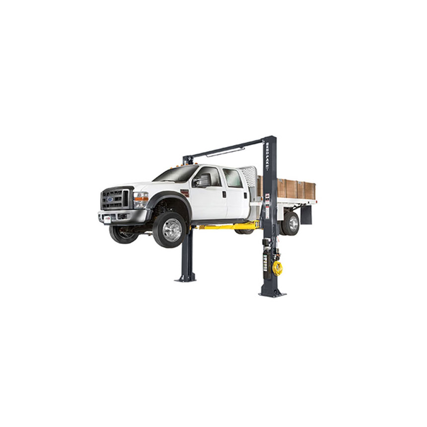 Bendpak 12,000-lb. Capacity / Two-Post Lift / Clearfloor / Triple-Telescoping Arms - XPR-12CL