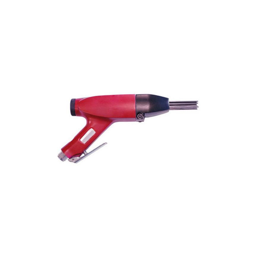 Chicago Pneumatic Heavy-Duty Industrial Pistol Needle Scaler, 4000 bpm - CP0952