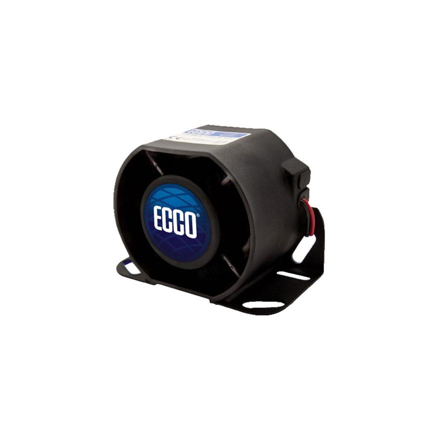 ECCO 800 Series Back-up Smart Alarm, 112dB, 12-36VDC - 850N