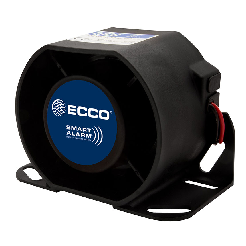 ECCO Smart Alarm: 87-112 DB(A), 12-24 VDC - SA917N