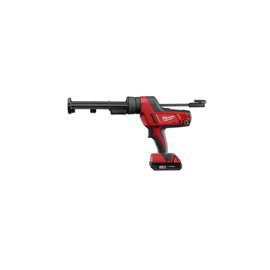 Equalizer® Milwaukee® M18™ Volt Cartridge Caulking Gun