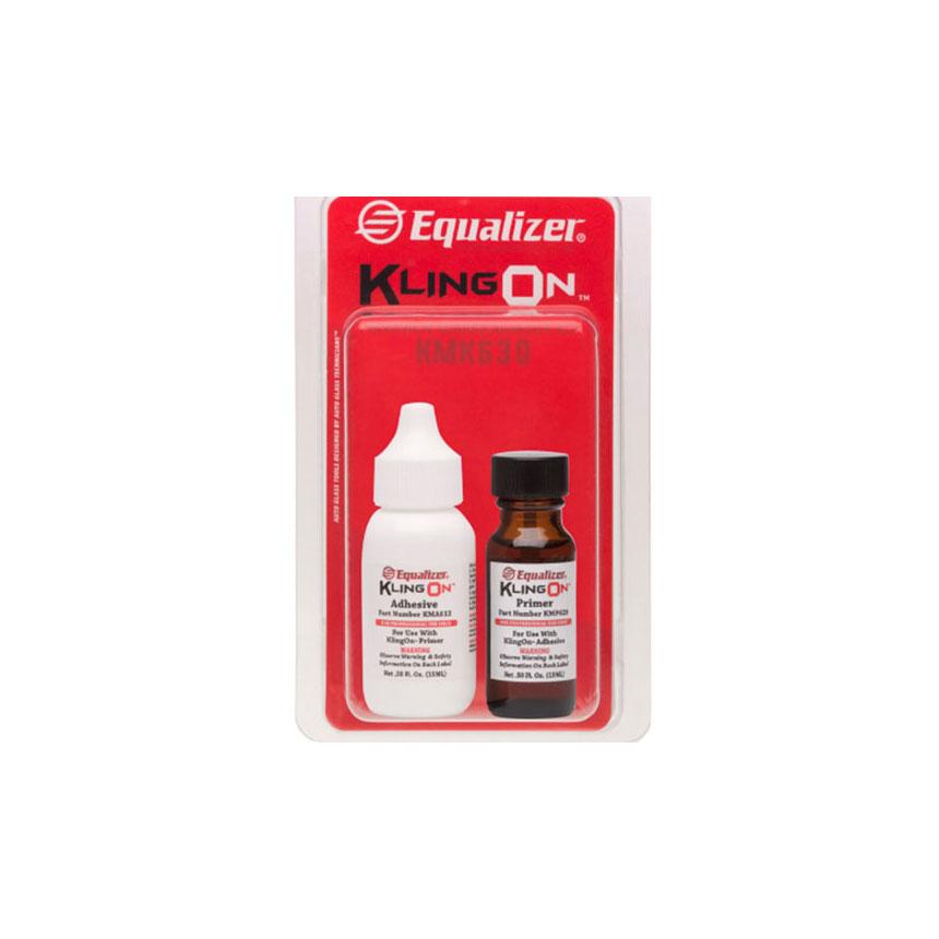 Equalizer® KlingOn™ Rearview Mirror Adhesive Kit - KMK630