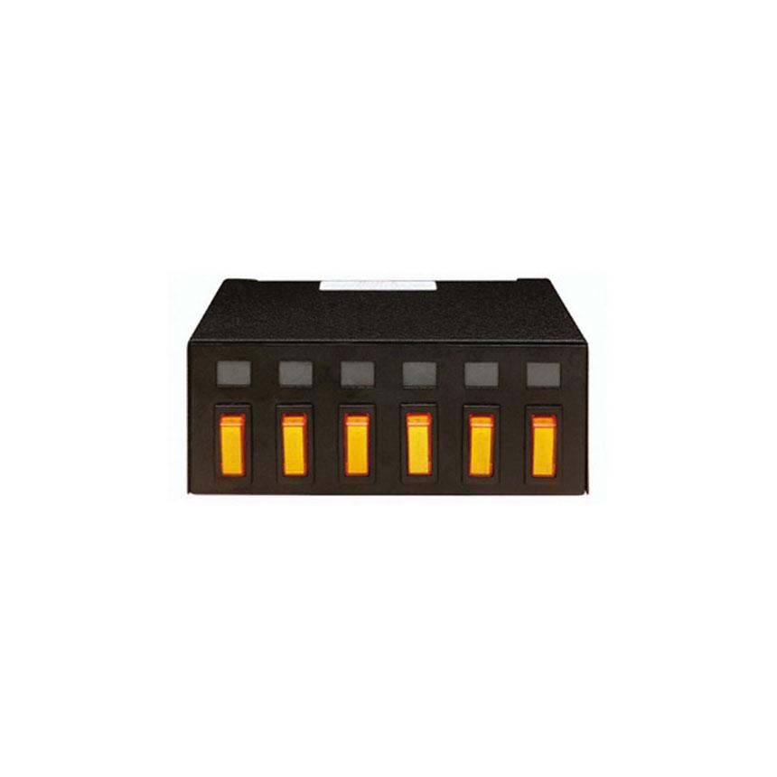 ECCO Switchbox: 6 Switch - A9000