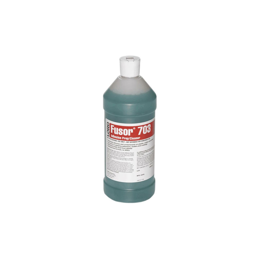 Lord Fusor Plastic & Rubber Cleaner - 703
