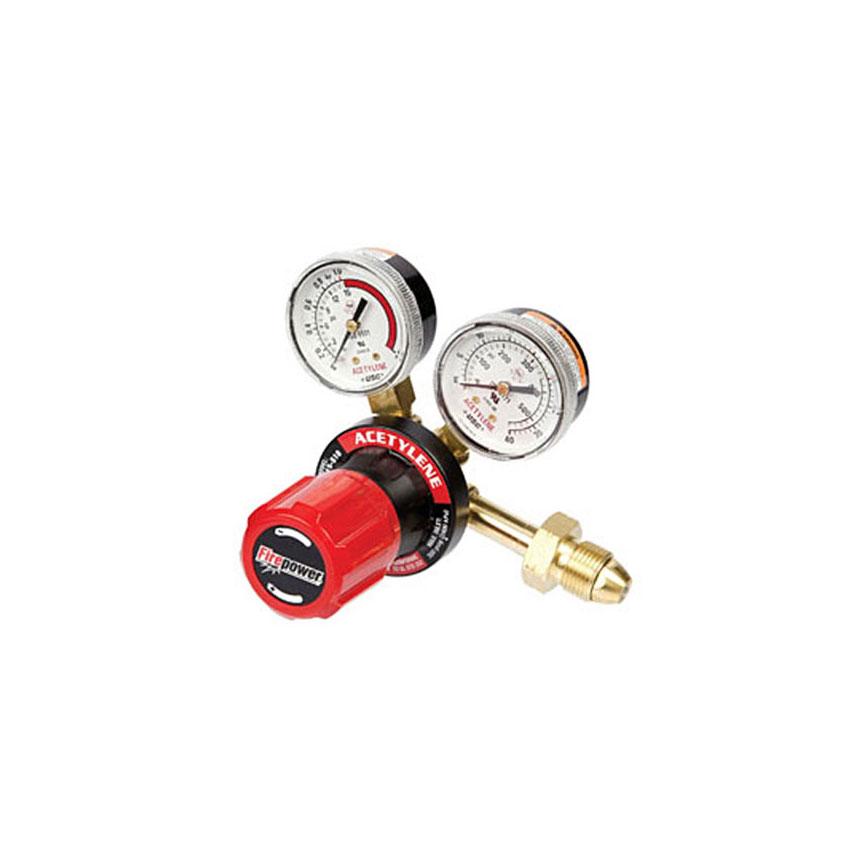 Firepower 250 Acetylene Regulator 510 CGA - 0781-9827