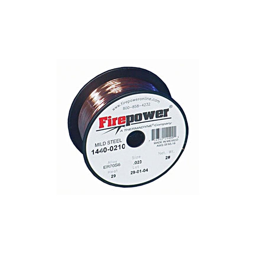 Firepower Mild Steel Solid Wire
