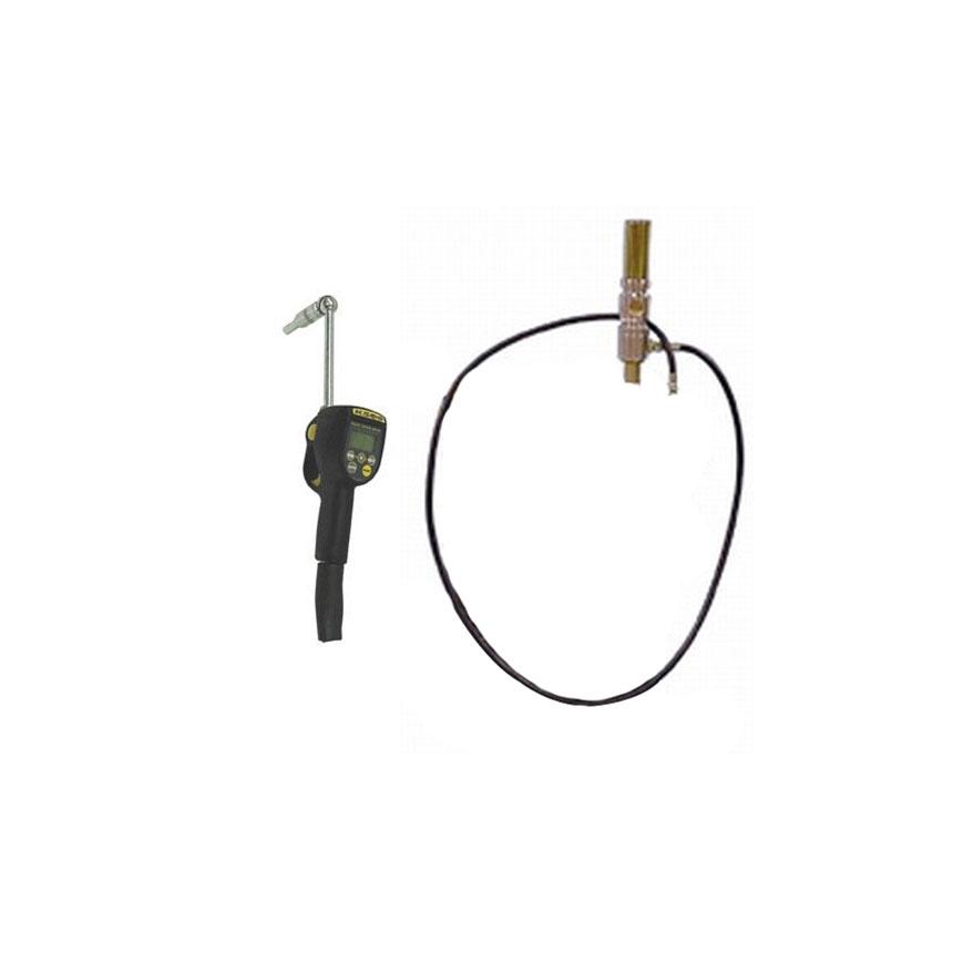 John Down Pneumatic Oil System for 55 Gal Bung-Type Drum w/ Electric Meter Gun - JDOL-55-K500