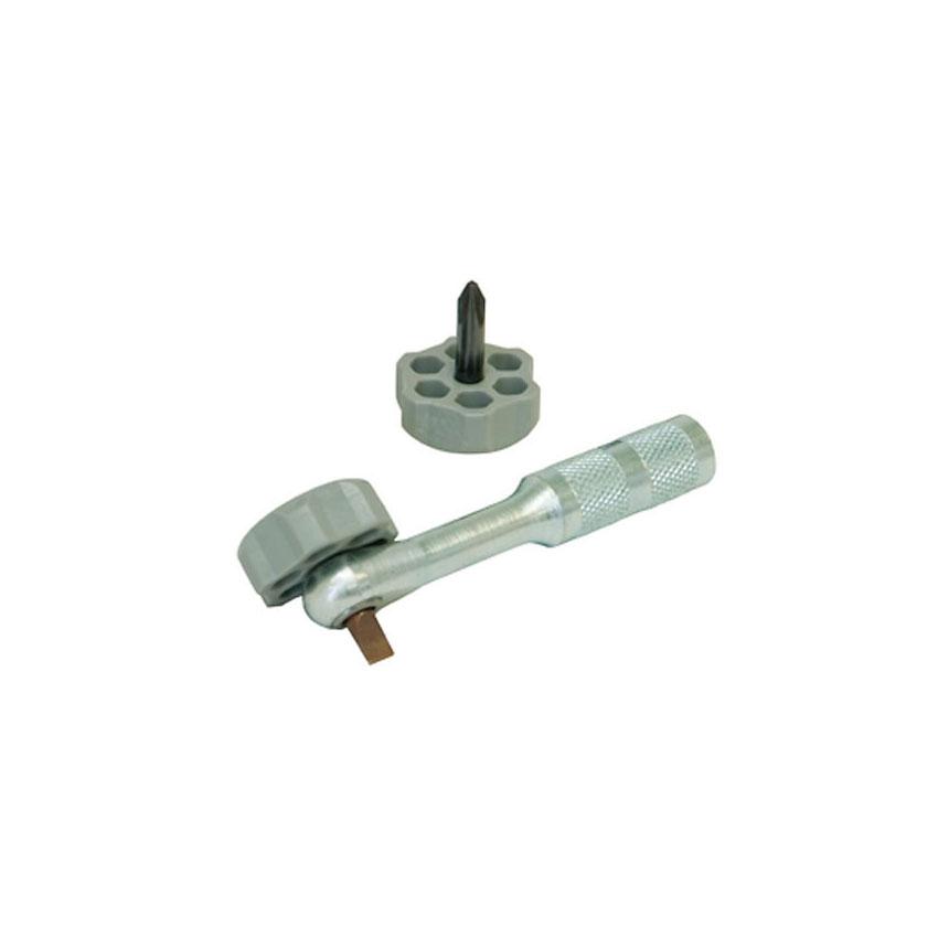 Lisle Right Angle Ratcheting Screwdriver - 64250