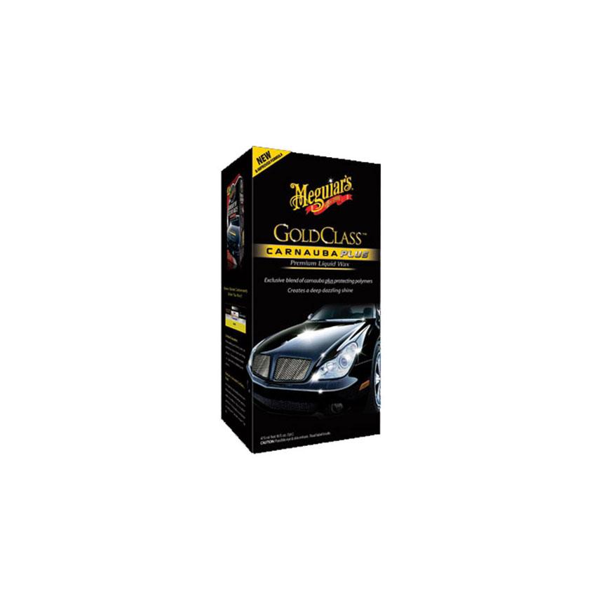 Meguiar's Gold Class Carnauba Plus Liquid Wax, 16oz - G7016