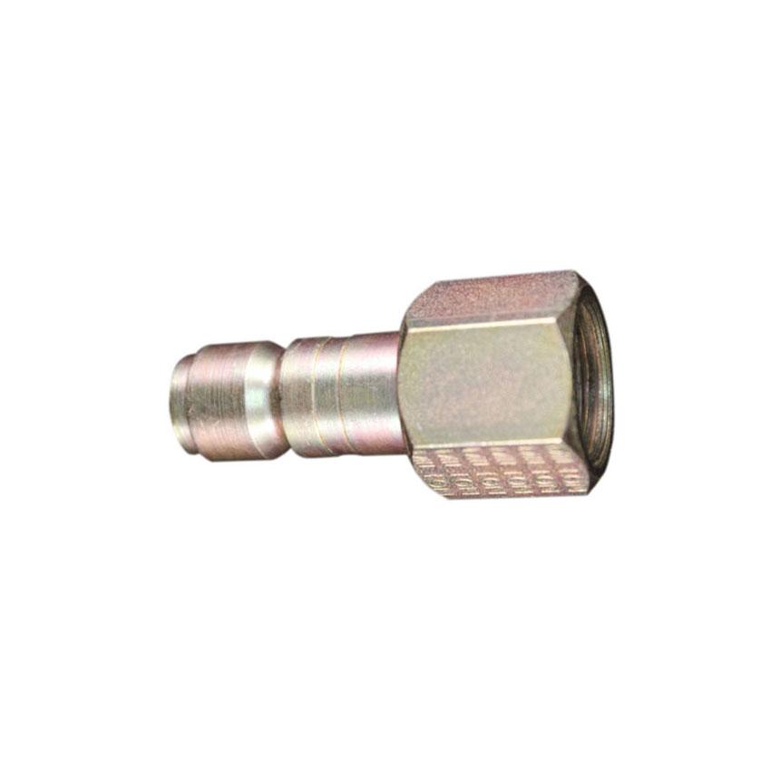 """Milton 1/2"""" FNPT G Style Plug - 1818"""