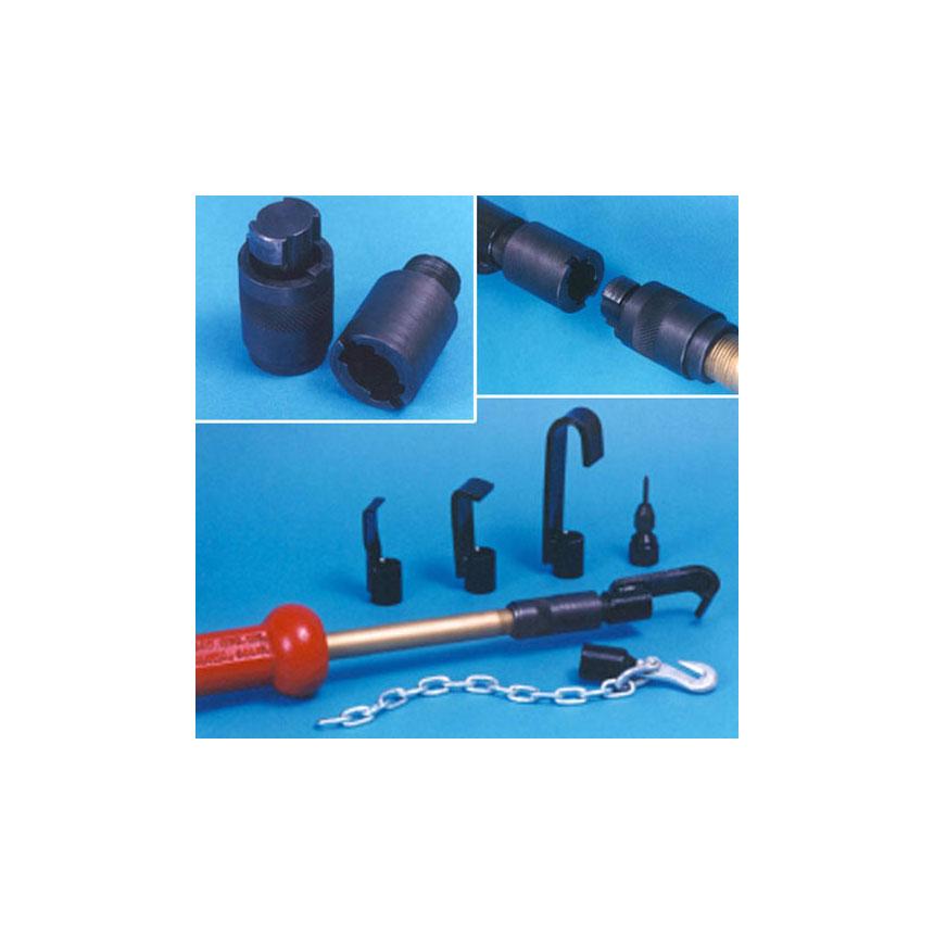 Morgan Quick Change Adapter Kit (4 lbs.) - BS-17