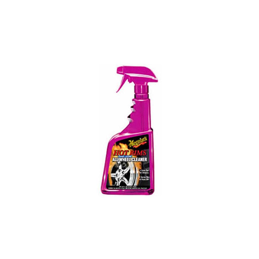 Meguiar's Hot Rims® All Wheel & Tire Cleaner, 24 oz. - G9524