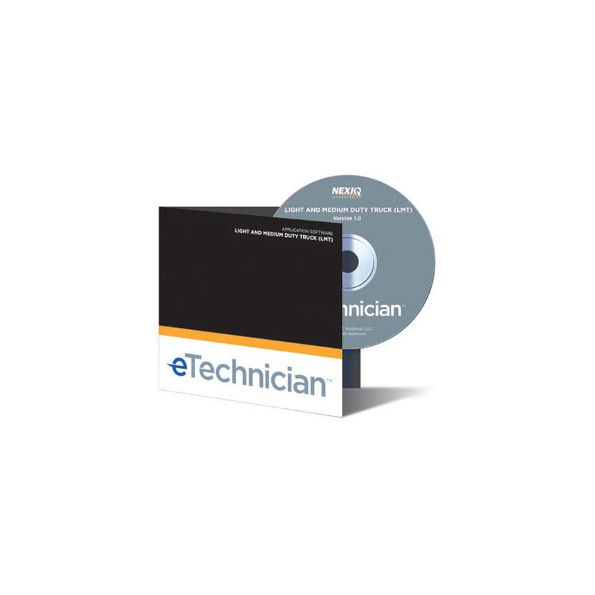 NEXIQ eTechnician™: HDS and LMT - 856000