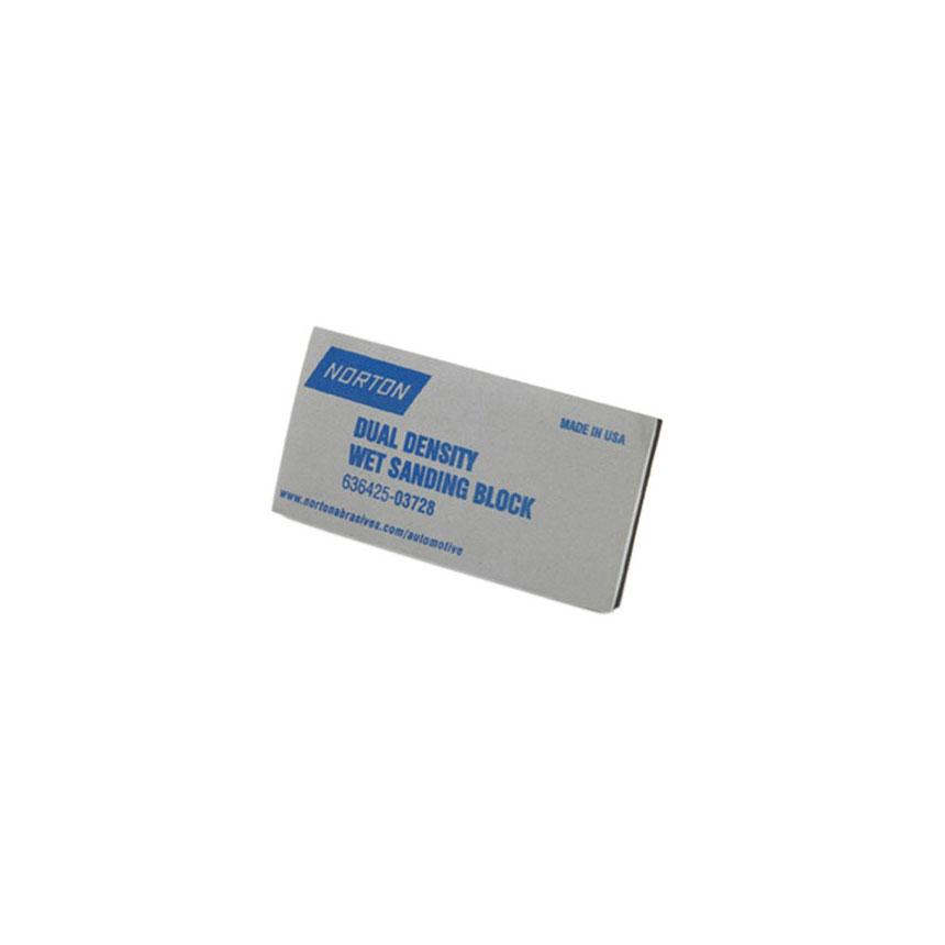 Norton Dual Density Wet Sanding Block - 03728