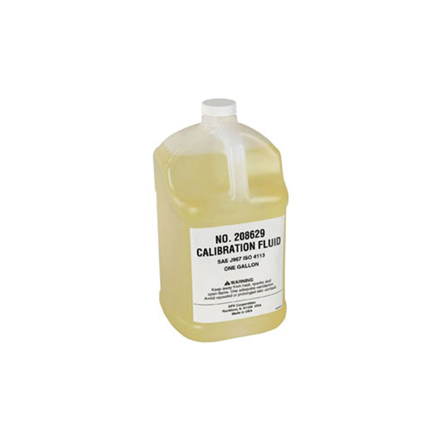 OTC Calibration Fluid, 1 Gallon - 208629