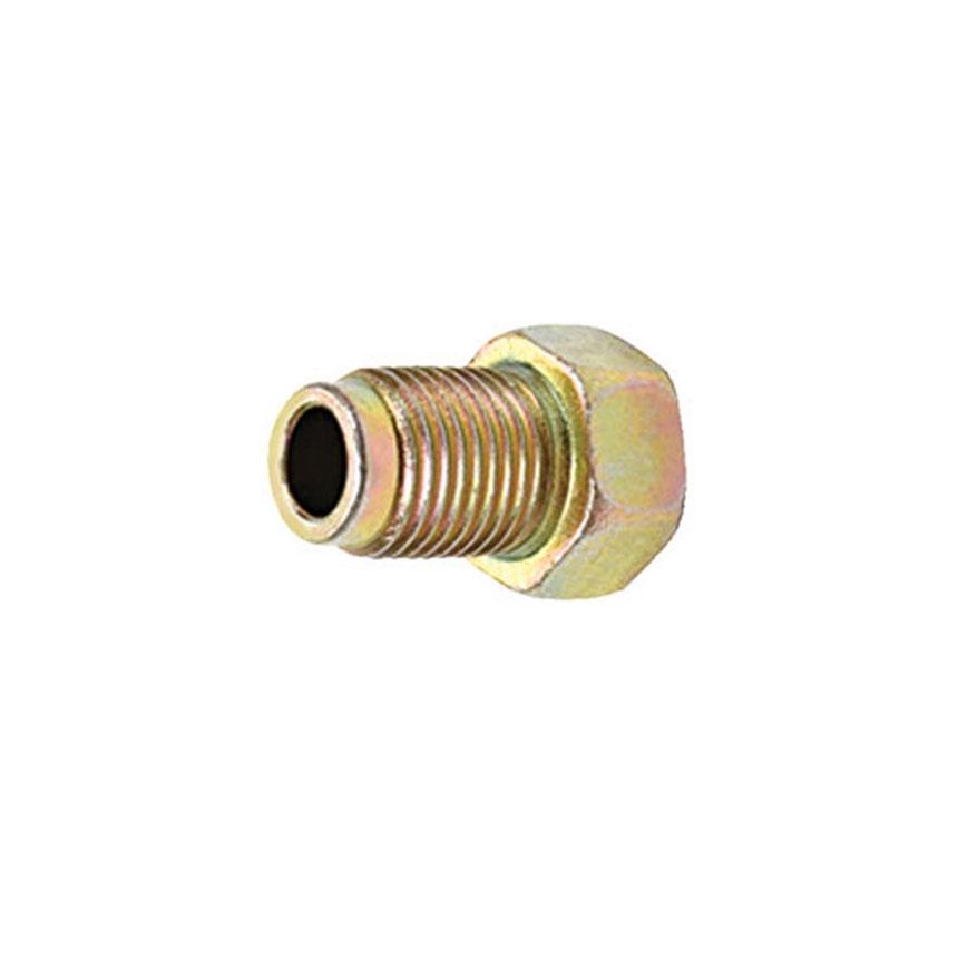 SUR&R Auto Parts M10 x 1.0 Bubble Flare Nut, Ford - BR255
