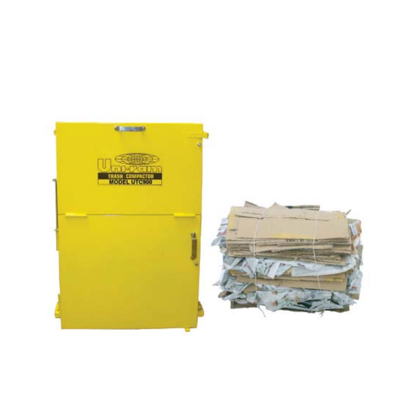 Uni-Ram Trash Compactor Econ Model - UTC900
