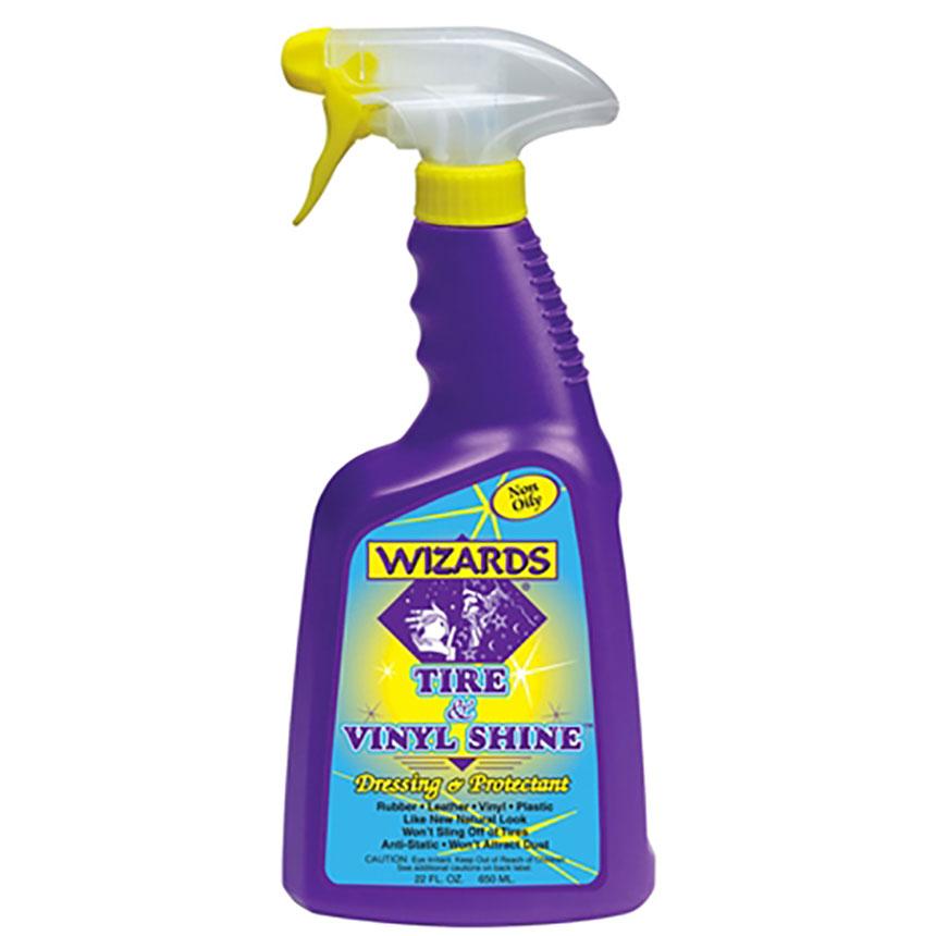 Wizards Tire & Vinyl Shine™, 22 oz. - 11055
