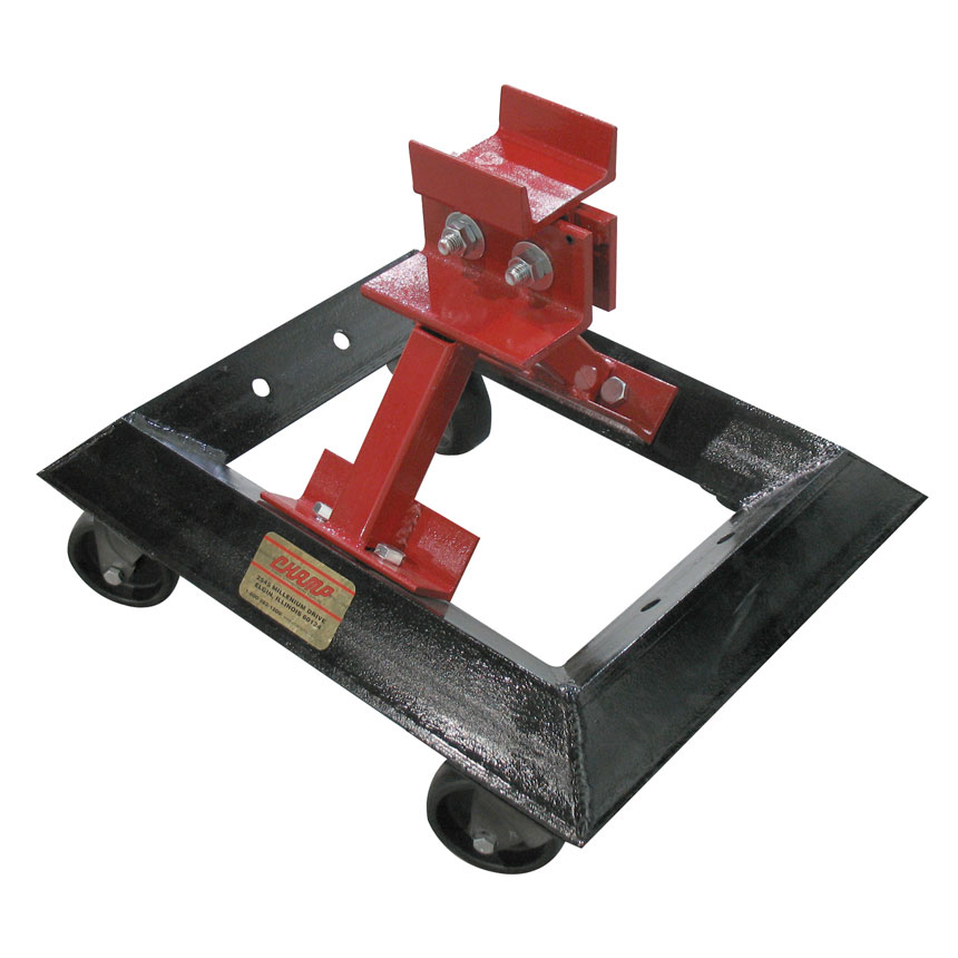 Champ Rocker Stand Attachment for 4023-D Wheel Dolly - 4026