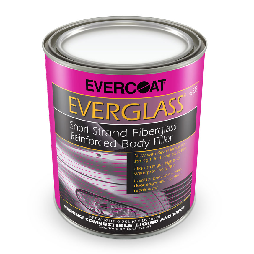 Evercoat EverGlass Short Strand Reinforced Filler