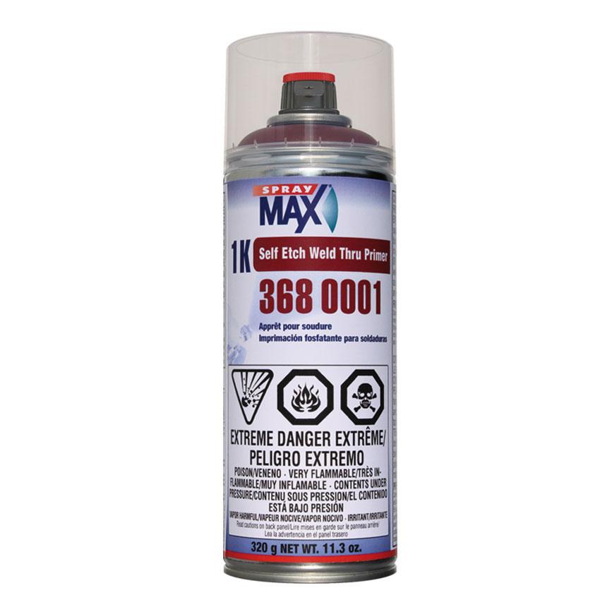 SprayMax 1K Self Etch Weld-Thru Primer - 3680001