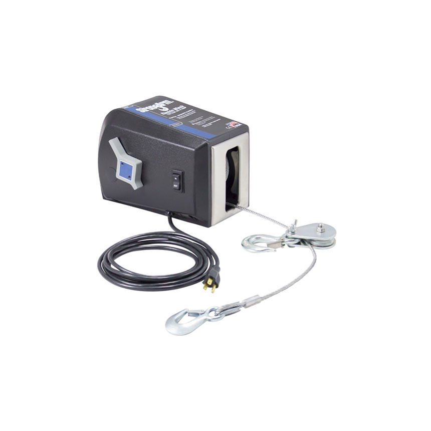 StrongArm Electric Winch For Frame Racks