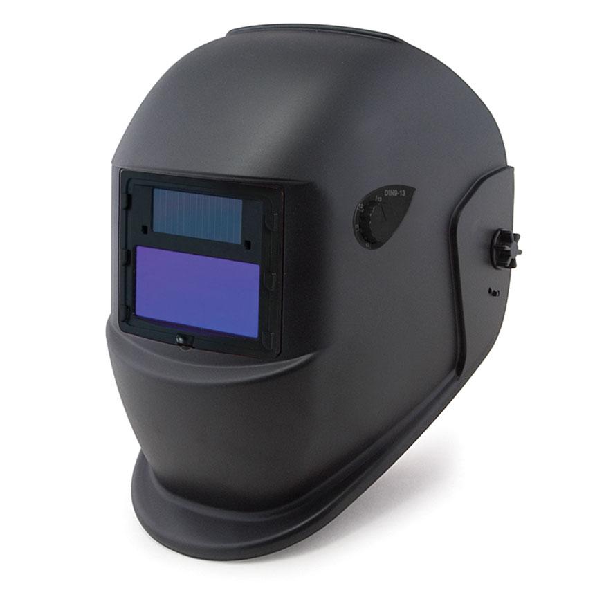 Titan Tools Auto Darkening Black Welding Helmet - 41254