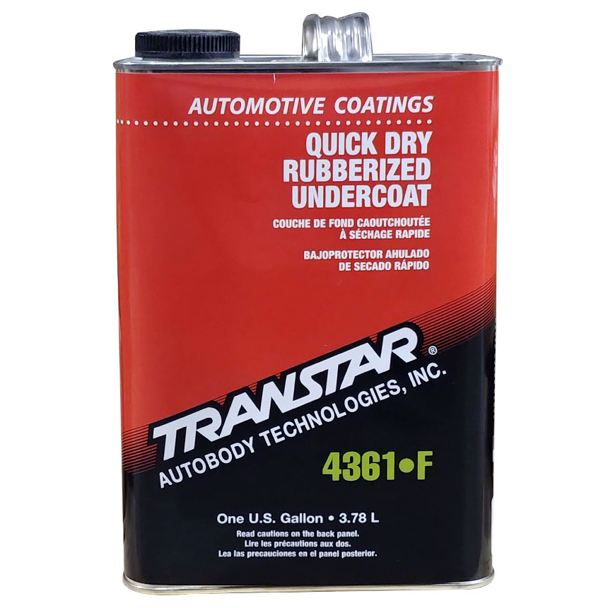 Transtar Quick Dry Rubberized Undercoating