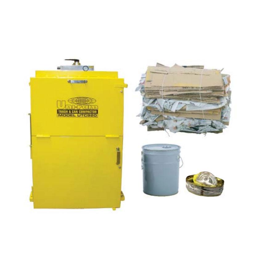 Uni-Ram Trash & Pail Compactor - UTC920