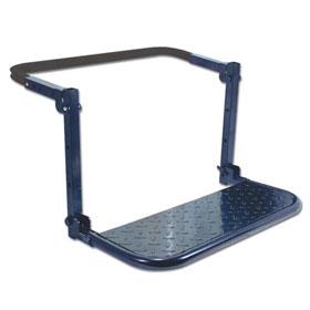 Adjustable Wheel Step